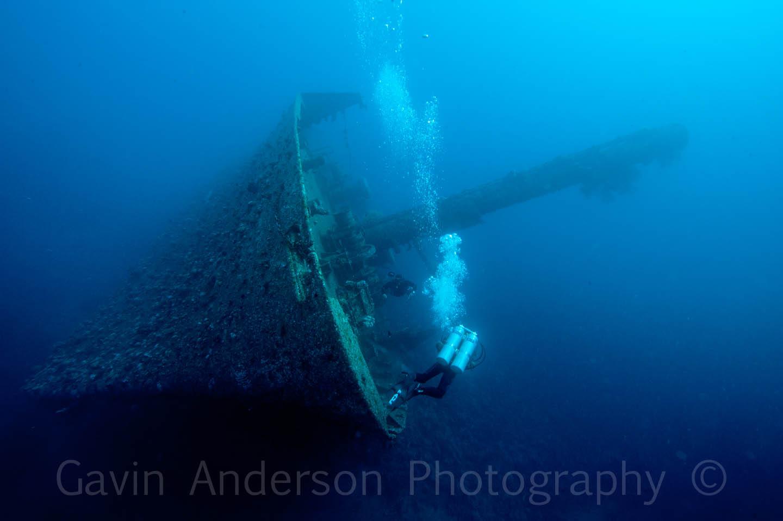 Advent of Technical Scuba Diving